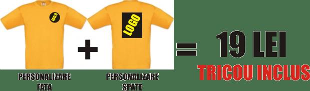 personalizare2 Personalizari Tricouri   Imprimari